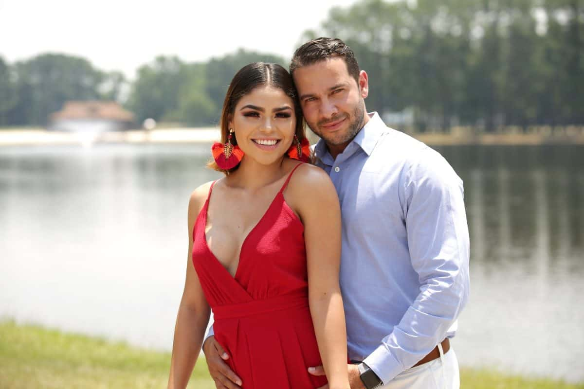 VIDEO: 90 Day Fiance's Fernanda Flores Accuses Ex Jonathan Rivera of Physical Abuse and Cheating, Jonathan Responds