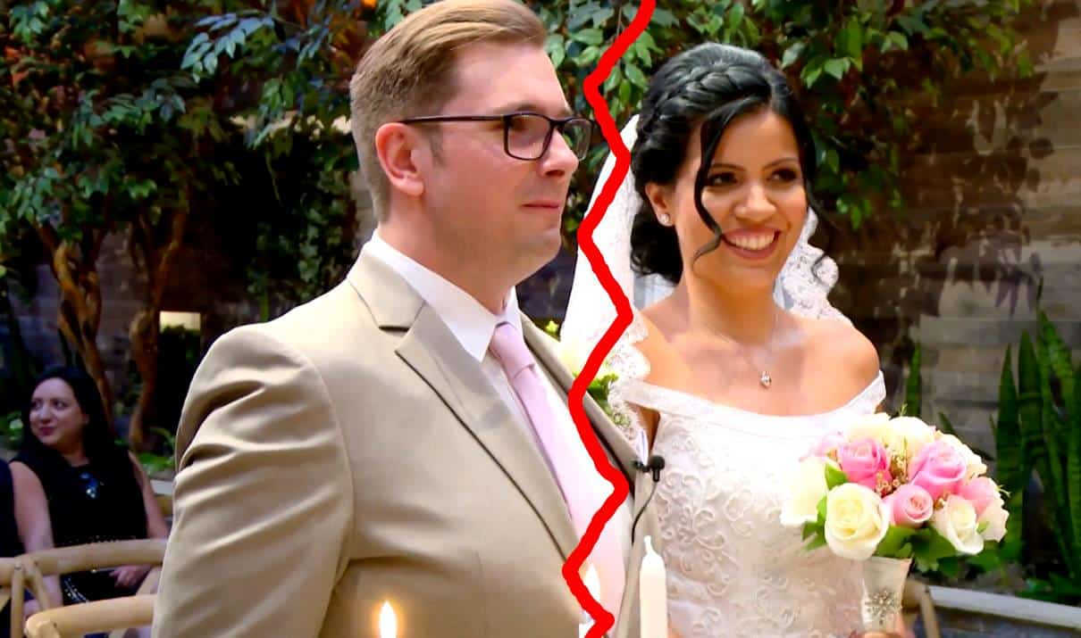 90 Day Fiancé Divorce Is Over Between Larissa Dos Santos Lima and Colt Johnson
