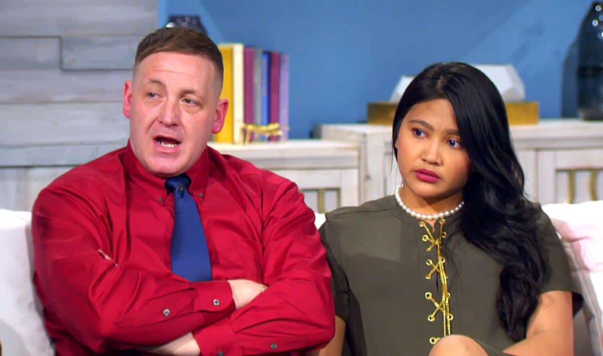 90 Day Fiance's Leida Accuses Eric of Abuse and Reveals Suicide Attempt