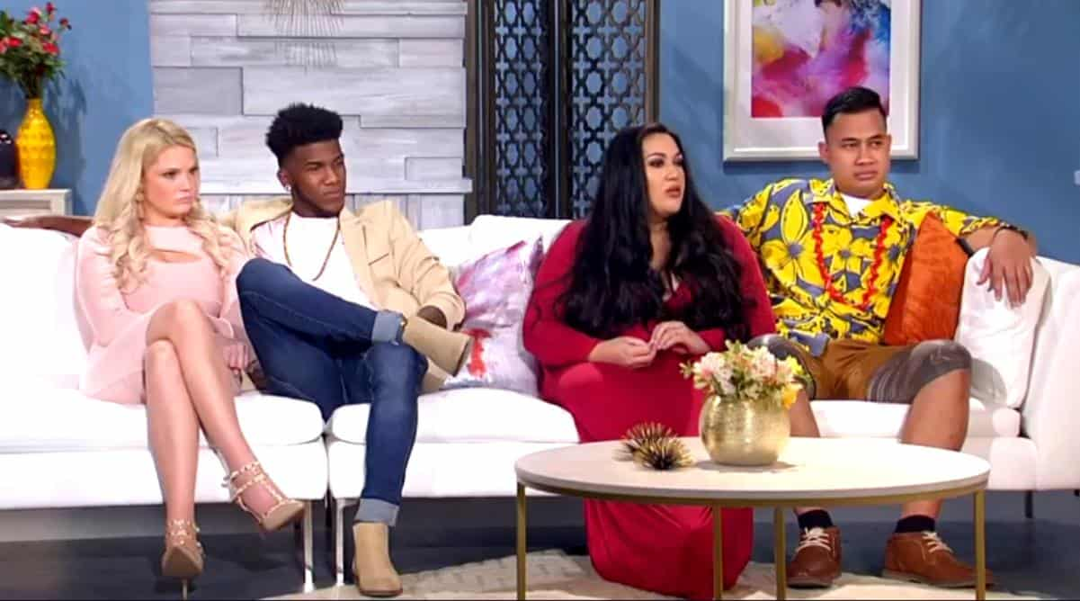 90 Day Fiance Tell All Part 1 Ashley and Jay plus Kalani and Asuelo