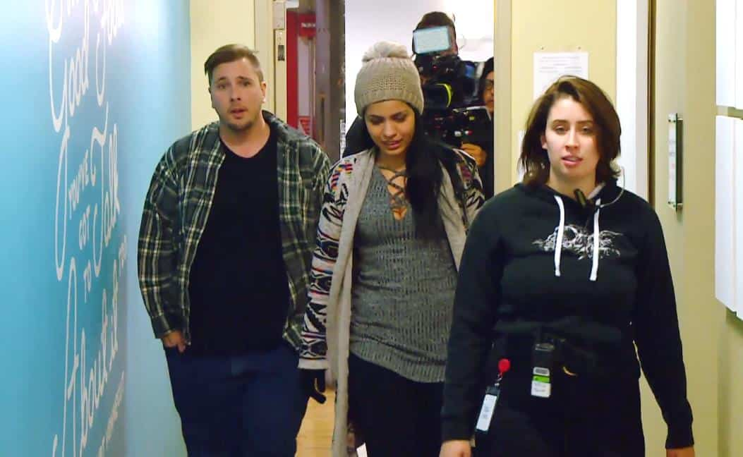90 Day Fiance Tell All Part 1 Larissa and Colt Arrive Backstage