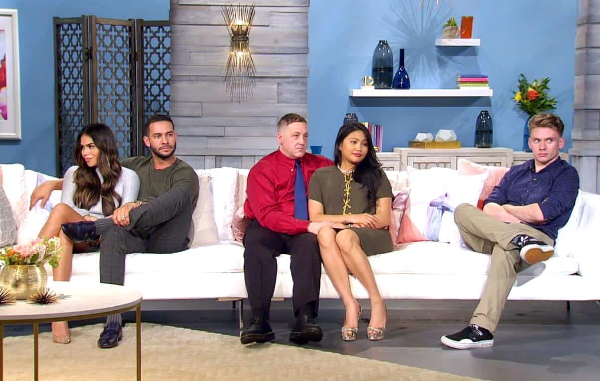 90 Day Fiance Tell All Part 2 Recap Couples Updates