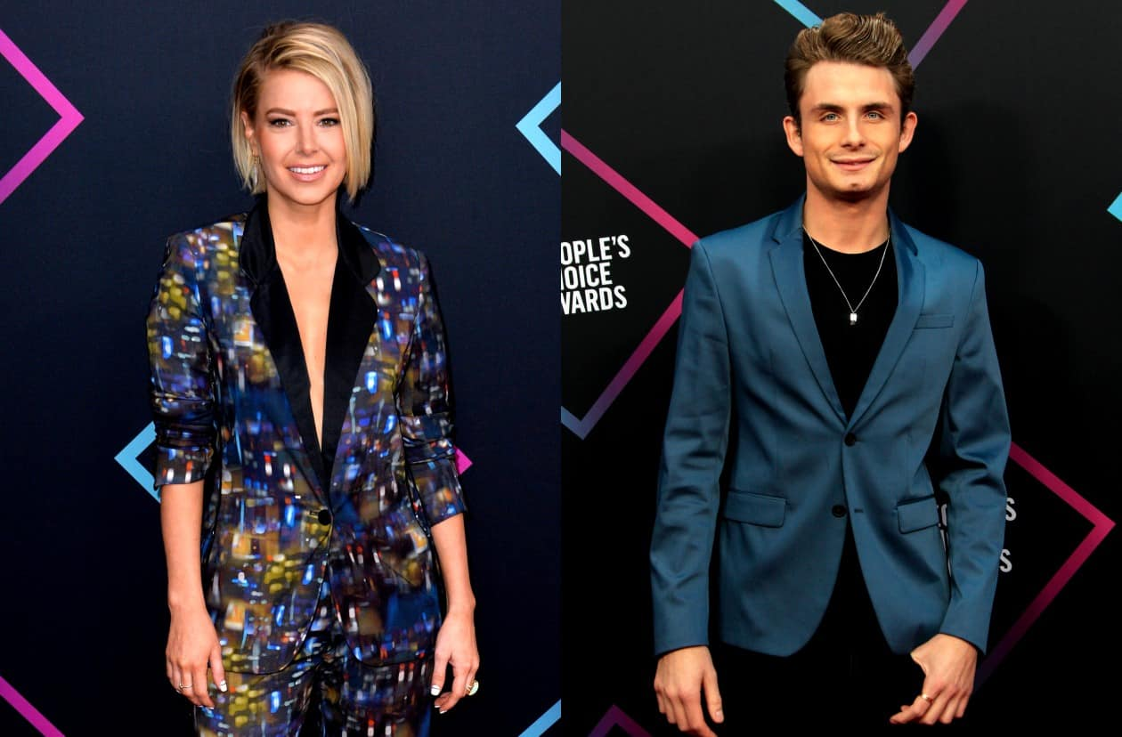 Vanderpump Rules Ariana Madix claps back at James Kennedy