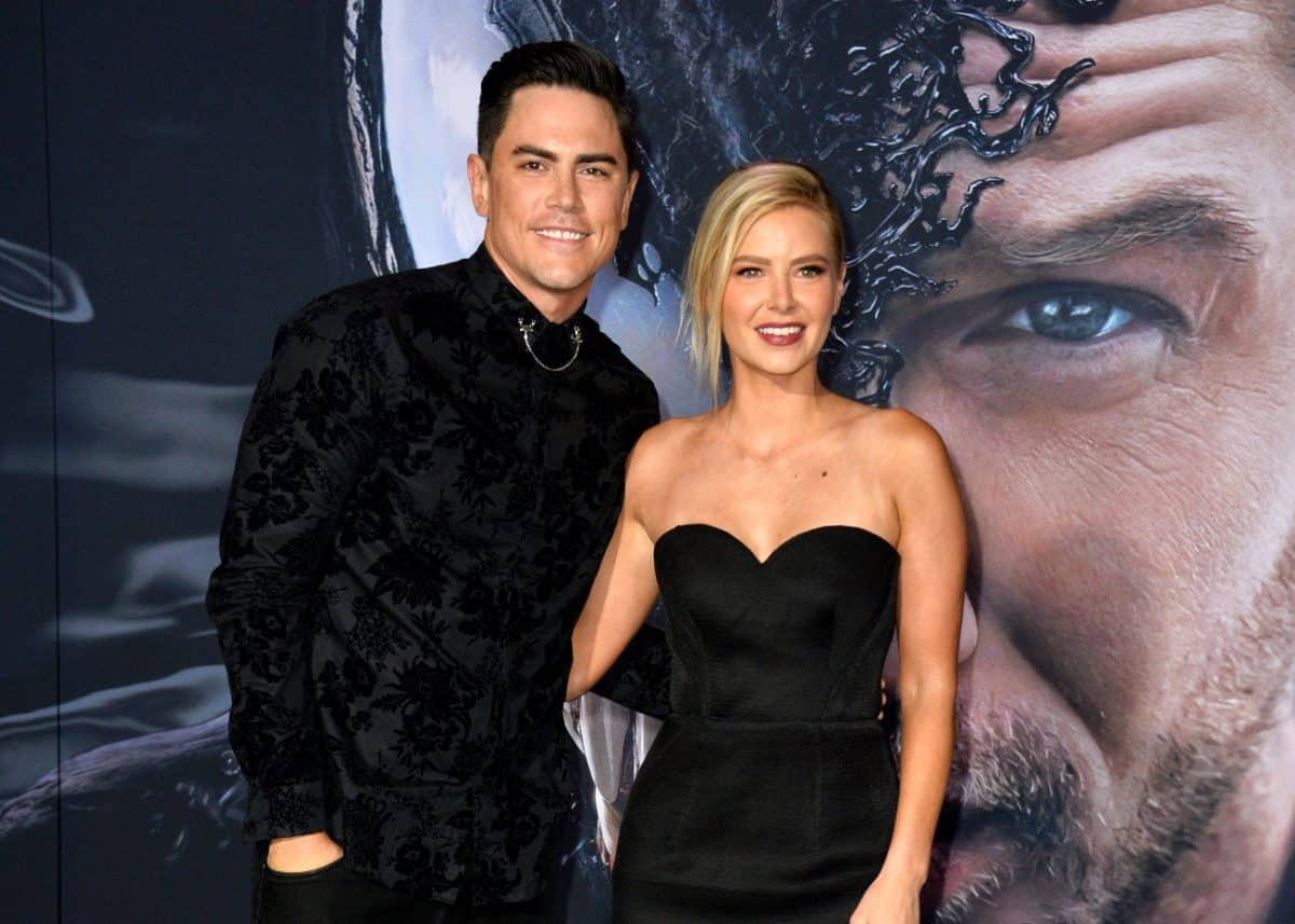Vanderpump Rules' Ariana Madix talks Cancer Removal and relationship with Tom Sandoval