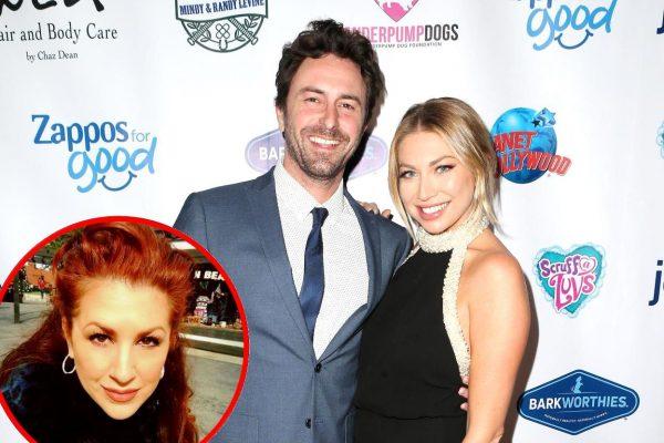 Vanderpump Rules Stassi Schroeder's Boyfriend Beau Clark Talks Awkward Moment with Stassi's Mom Dayna