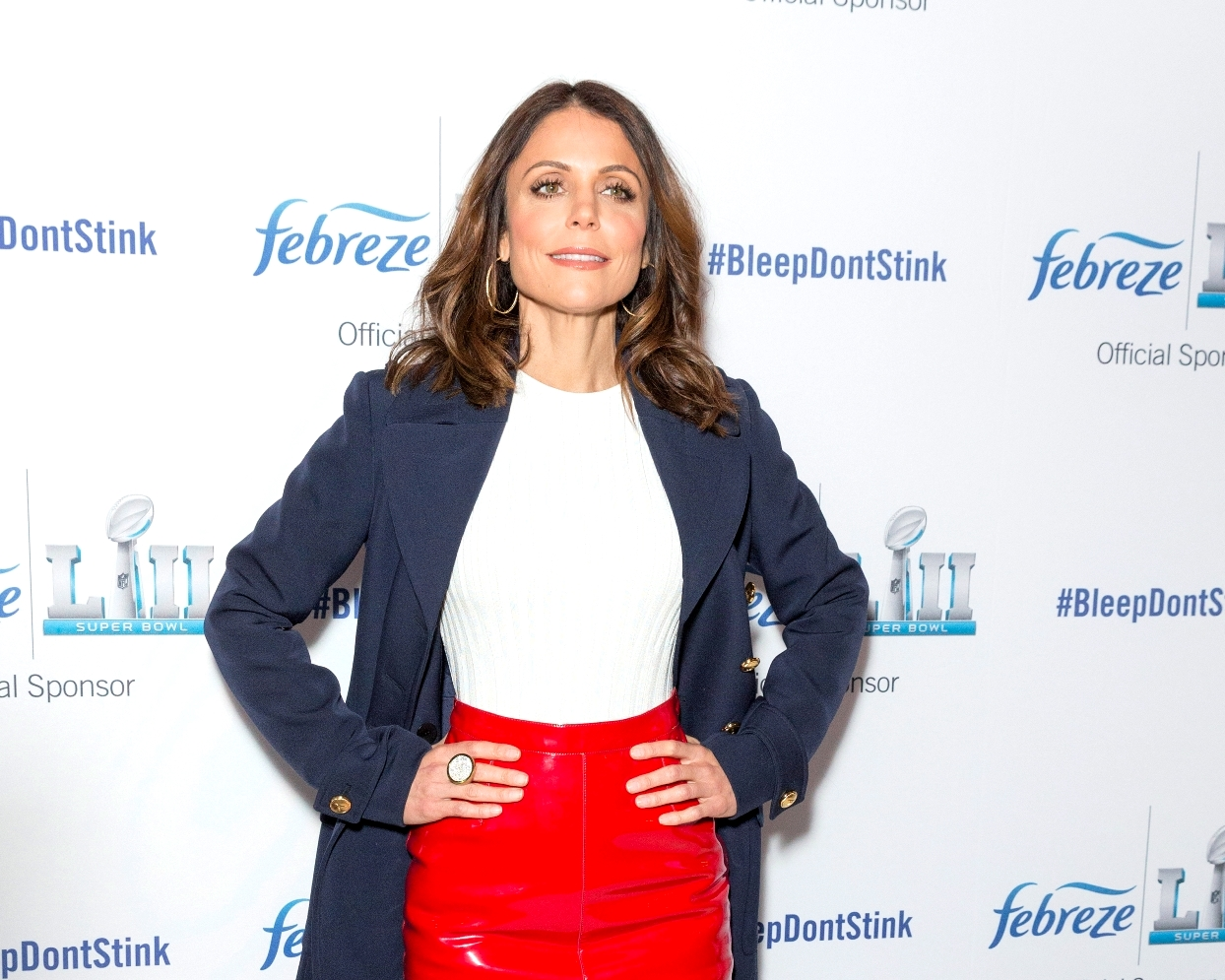RHONY Bethenny Frankel Vision and Memory Problems from Fish Allergy