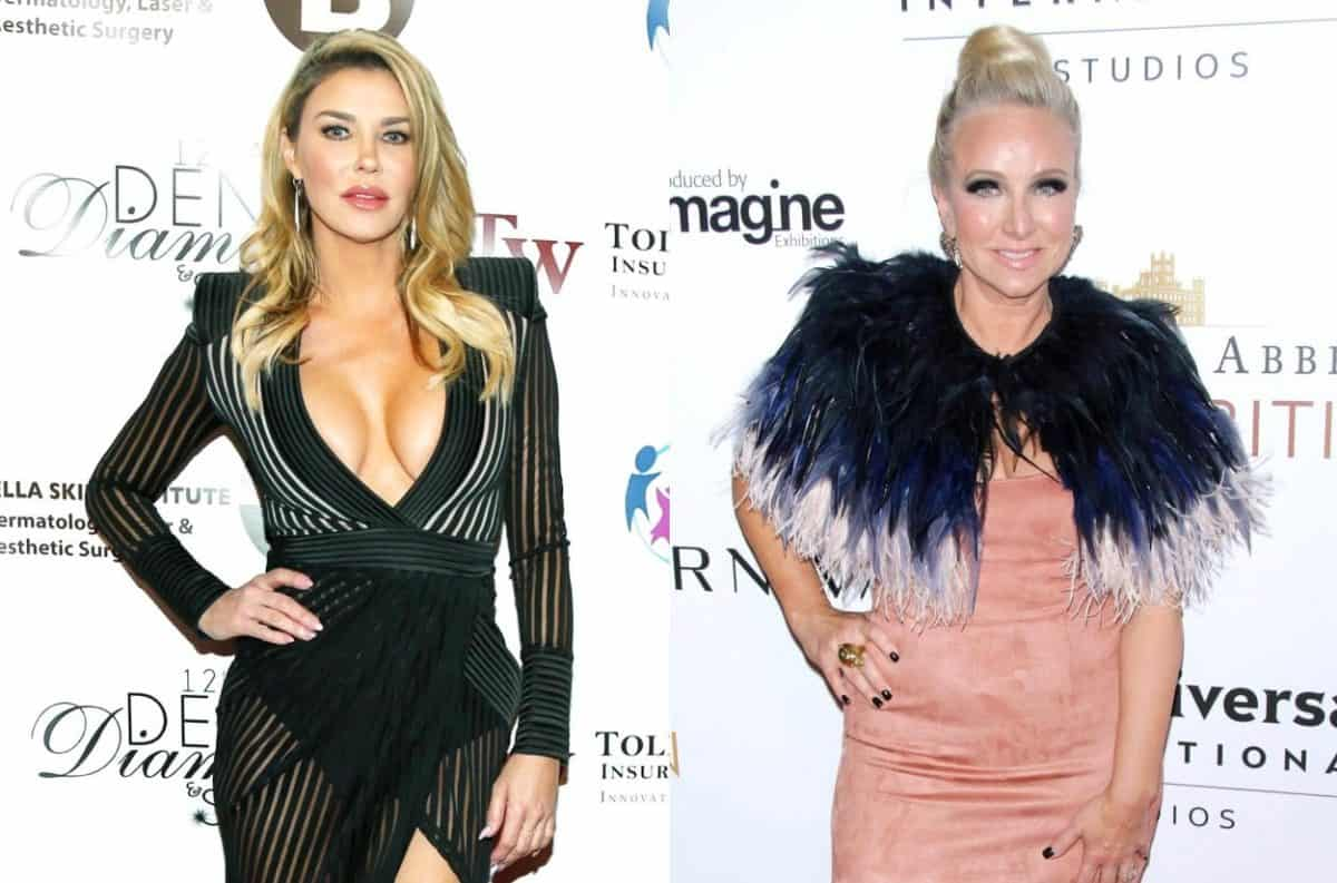 RHONJ's Margaret Josephs Fires Back at Brandi Glanville in Twitter Feud