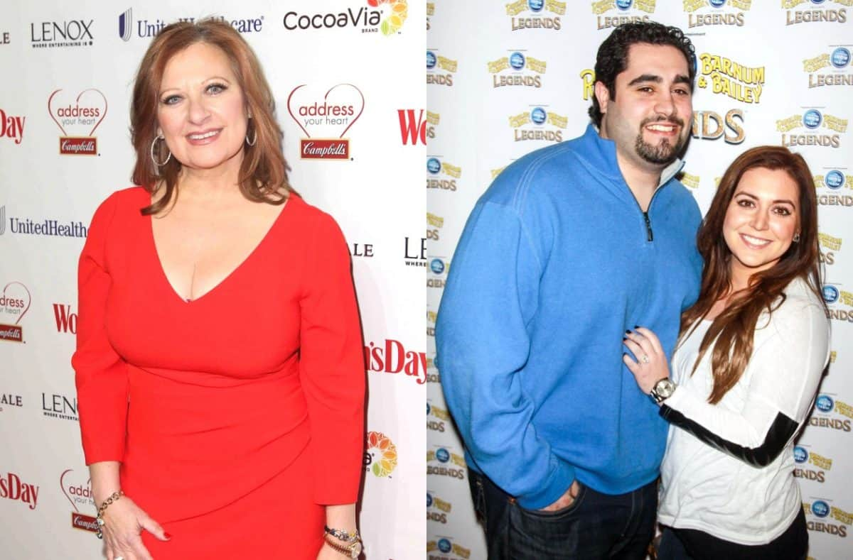 RHONJ Caroline Manzo talks Lauren Manzo Scalia and Vito Scalia Divorce