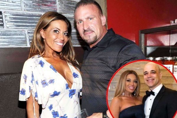 Is There Tension Between RHONJ Dolores Catania Ex Frank and Boyfriend Dr. David Principe