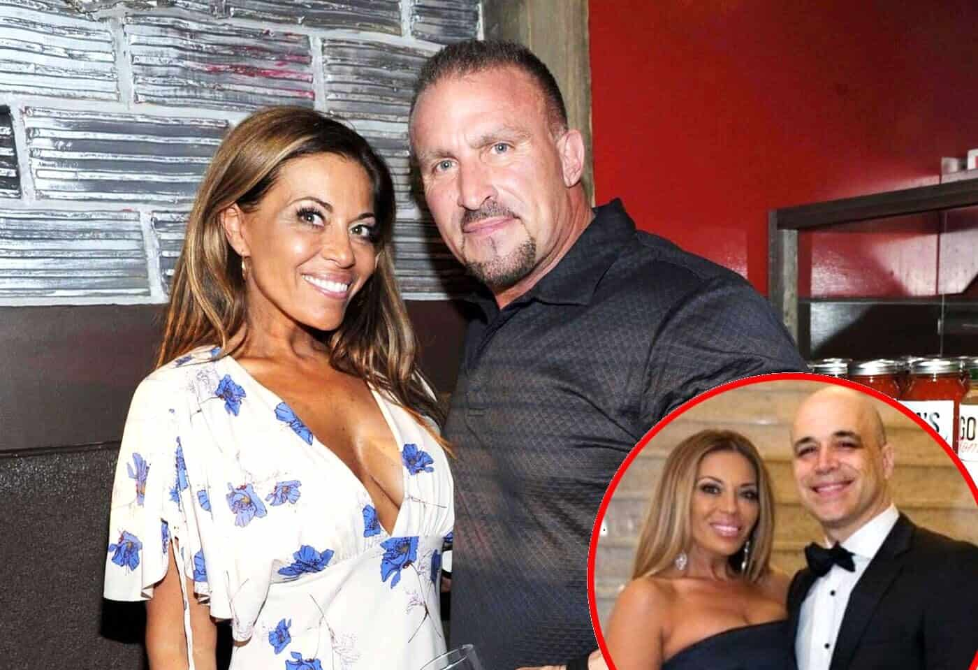 RHONJ Star Dolores Catania Gives Shocking Details About the Last Time She Slept With Ex-Husband Frank Catania, Suggests She's No Longer Open to Getting Engaged to Boyfriend Dr. David Principe