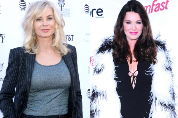 Ex-RHOBH Star Eileen Davidson Throws Shade at Lisa Vanderpump