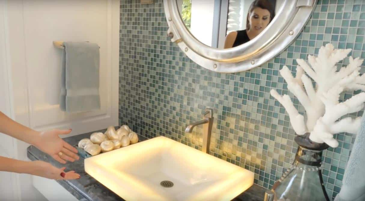 Bathroom Another Stunning Show: PHOTOS: See Pics Of RHOC's Heather Dubrow 22,000 Sq-ft