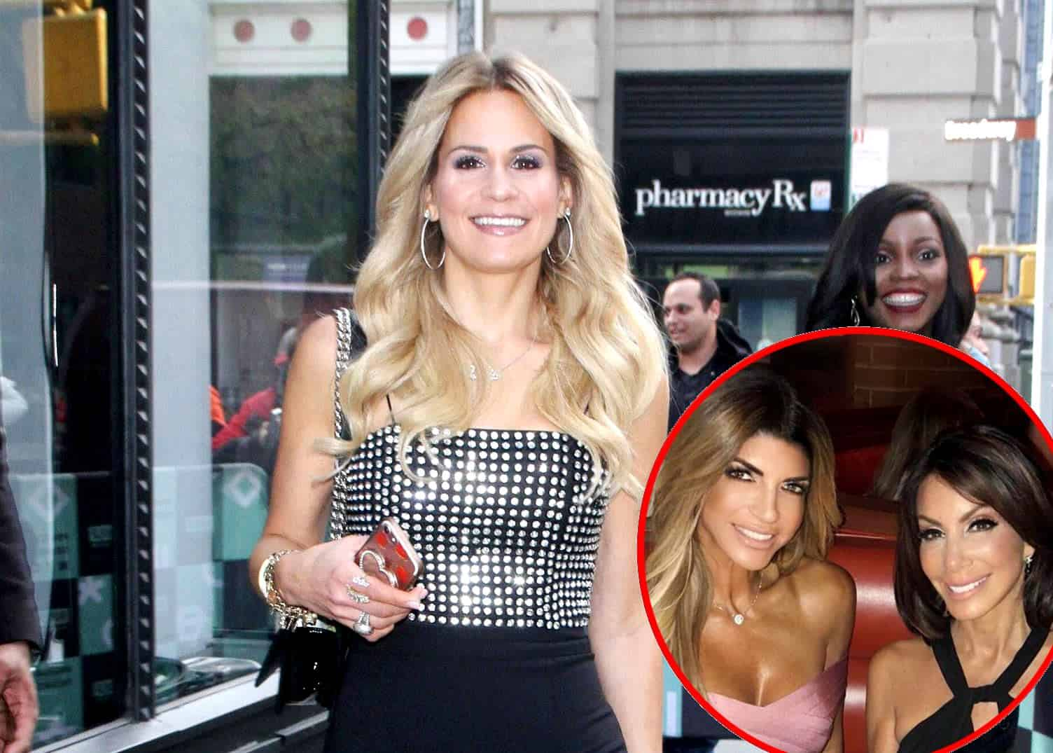 RHONJ's Jackie Goldschneider Addresses Teresa Giudice Infidelity Rumors and Talks 'Delusional' Danielle Staub
