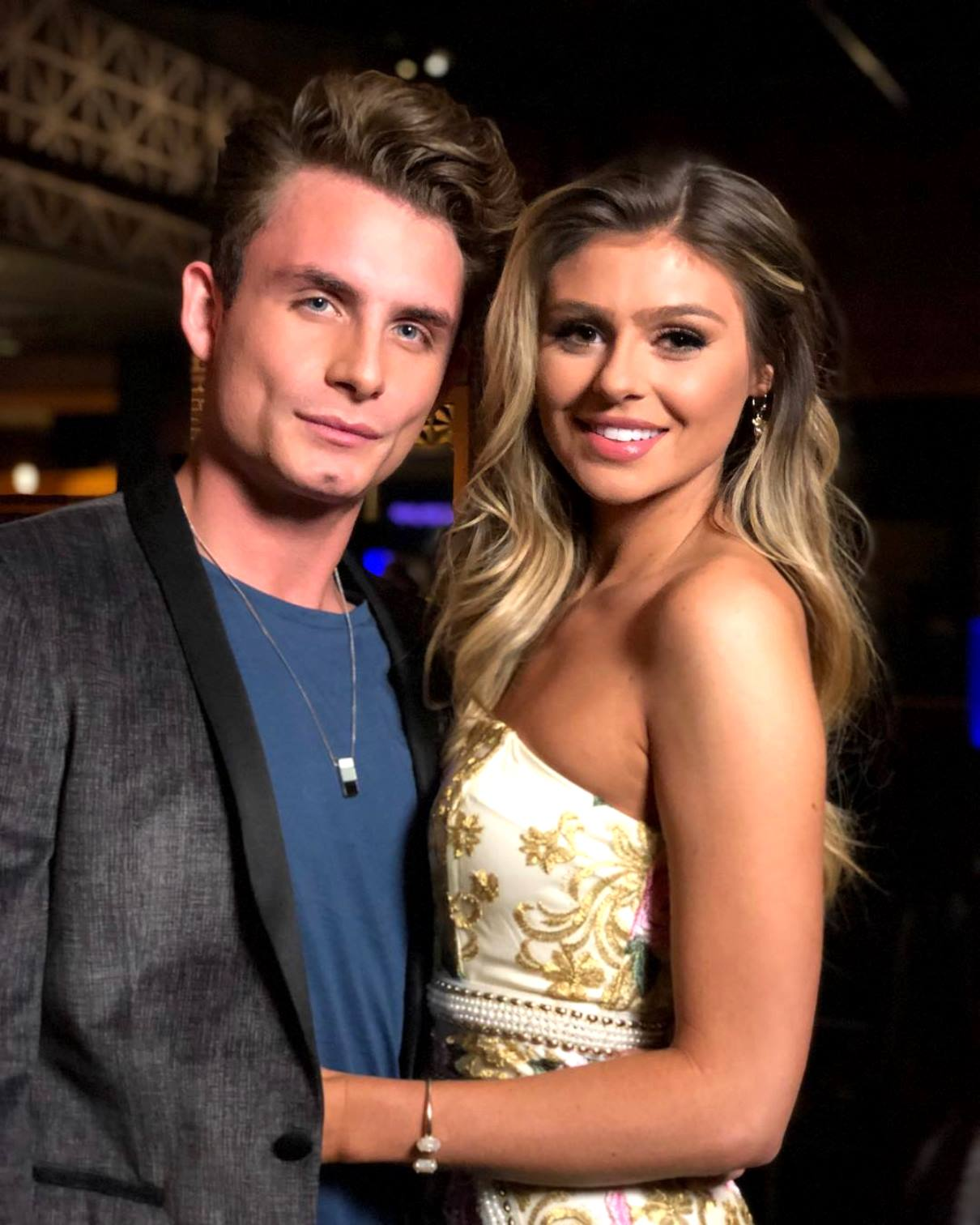 Why Vanderpump Rules' Raquel Leviss Won't Dump James Kennedy