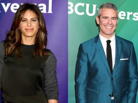 "Jillian Michaels Dishes On Her ""Awful Experience"" With Bravo's Andy Cohen and Slams Him as ""Extremely Rude"""