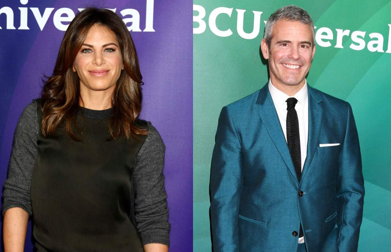 Jillian Michaels Slams Bravo's 'Rude' Andy Cohen! Talks Awful Experience