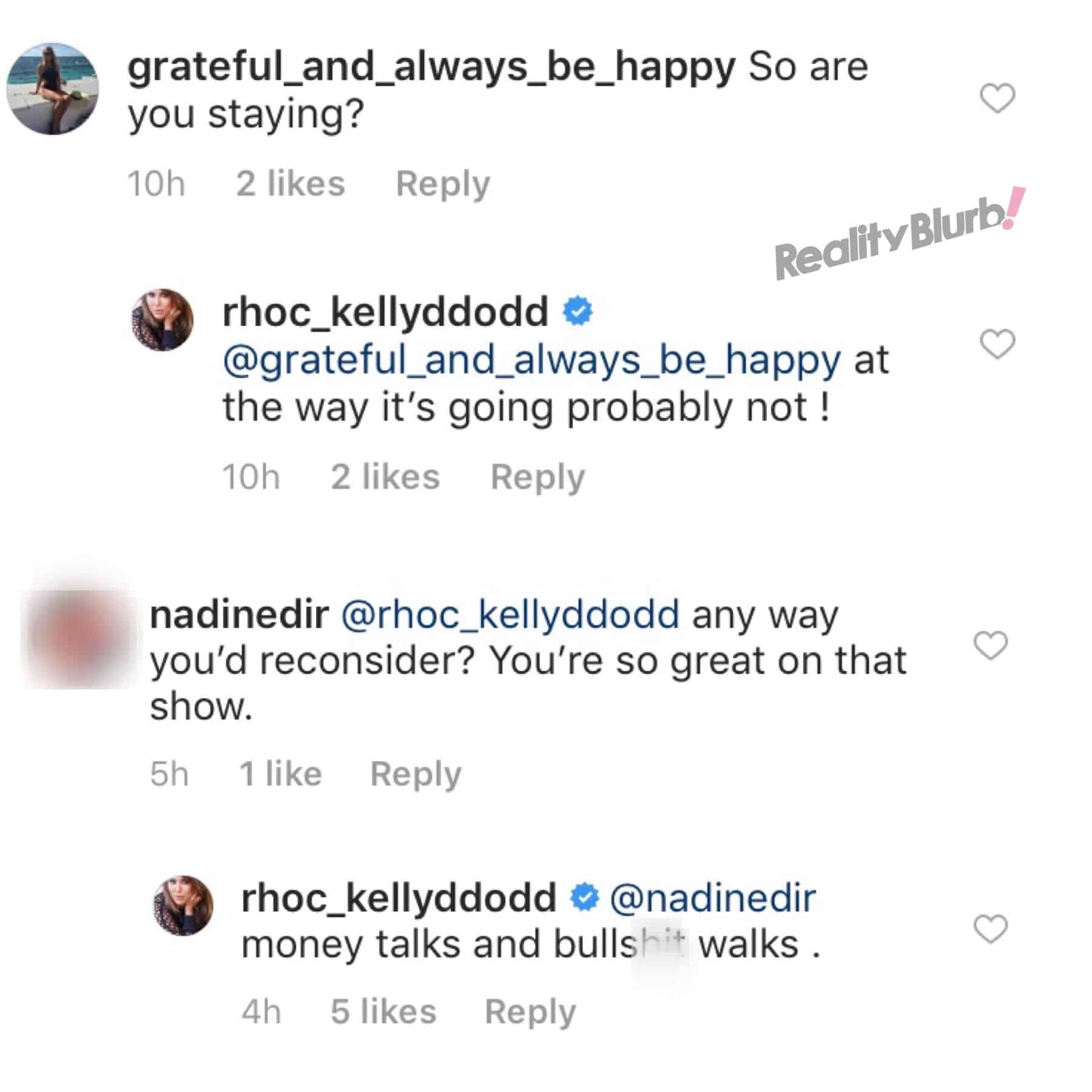 Kelly Dodd Probably Not Returning To RHOC For Season 14