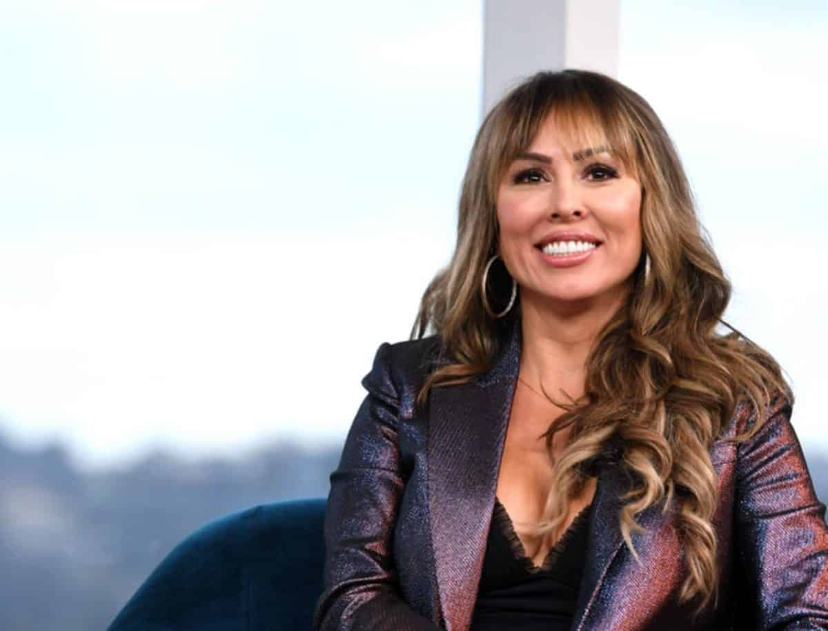 RHOC's Kelly Dodd Explains Why She's No Longer Posting About Daughter, Denies Being an Angry Person and Gushes Over Boyfriend Rick Leventhal