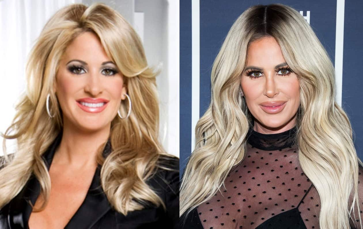 Kim Zolciak Before and After Plastic Surgery
