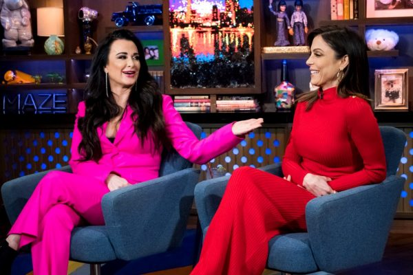 Bethenny Frankel shares throwback photos of RHOBH Kyle Richards