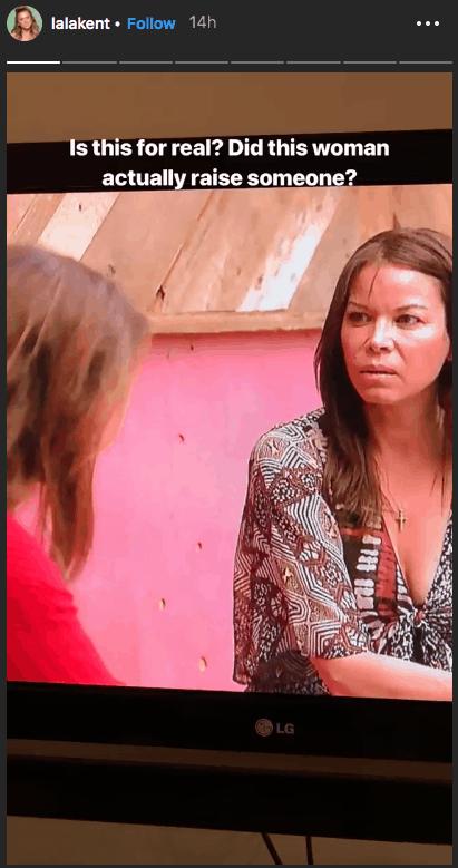 Vanderpump Rules Lala Kent Slams James Kennedy Mom