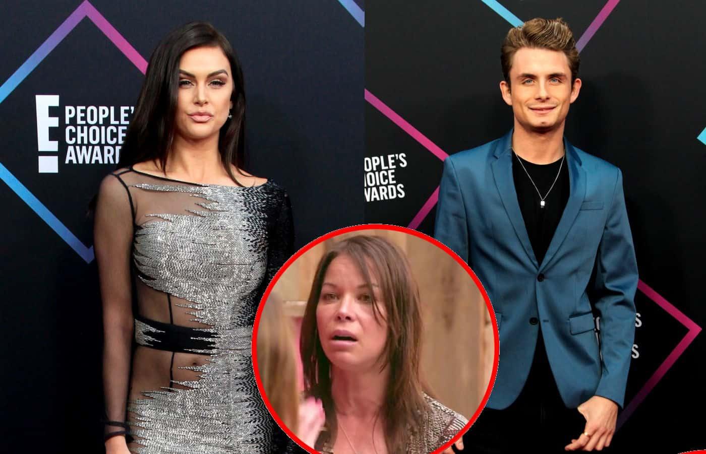 Vanderpump Rules Star Lala Kent Disses James Kennedy's Mom Jacqueline