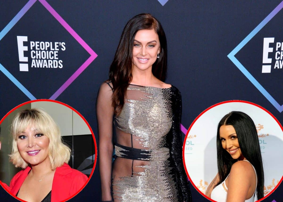 "Vanderpump Rules' Lala Kent Slams ""Strange"" Billie Lee! Accuses Her of Being 'Obsessed with Fame!' Plus She Gives Update on Friendship with Scheana and Disses Raquel Again"