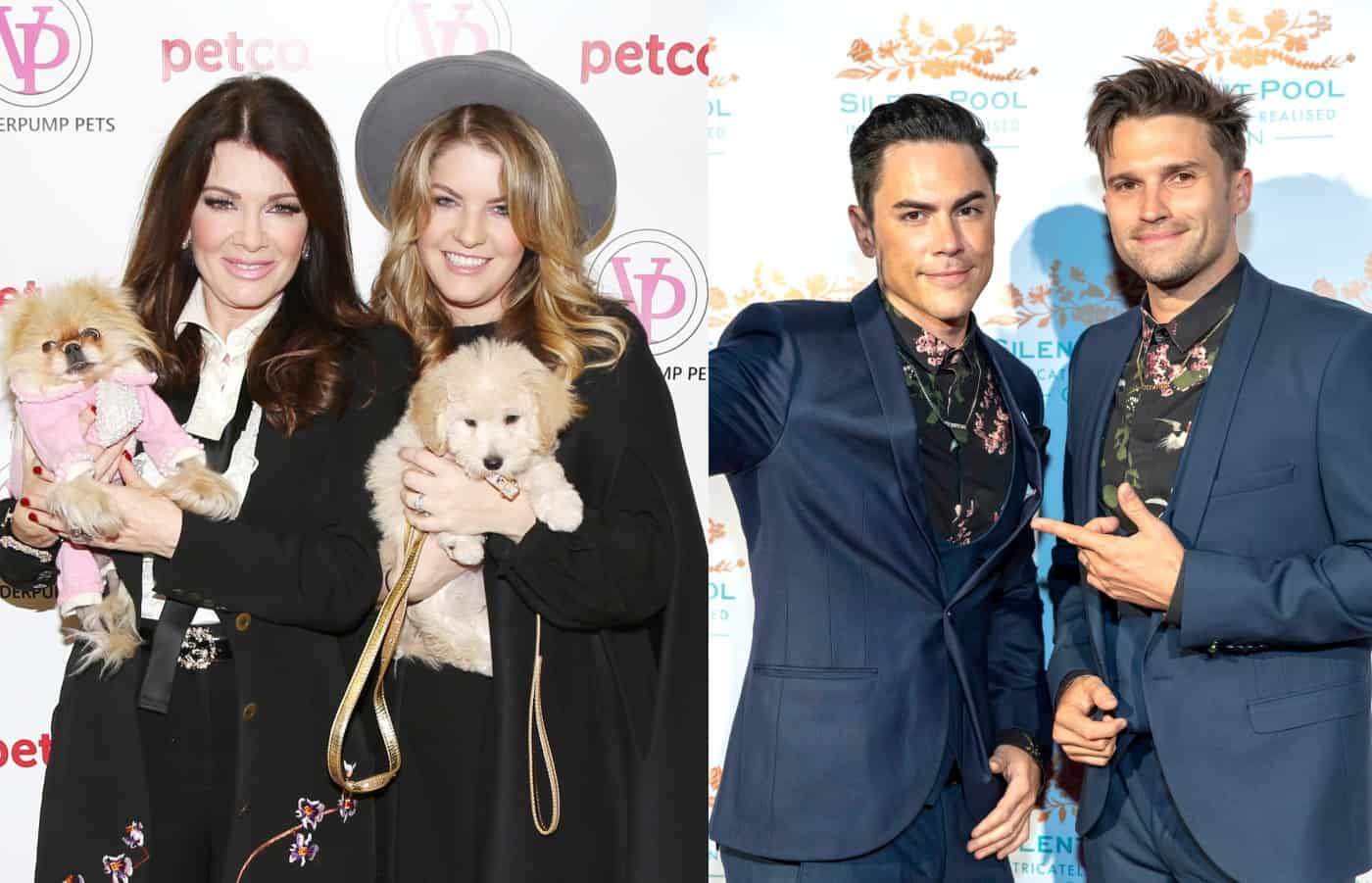 Vanderpump Rules Lisa Vanderpump Weighs In On Tom Sandoval and Tom Schwartz's Comments about Pandora Sabo