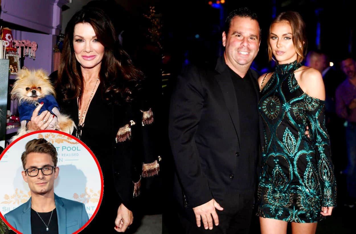 Lisa Vanderpump Reveals Why Lala Kents's fiance Should Join Vanderpump Rules! Plus How She Knows James Kennedy's Parents