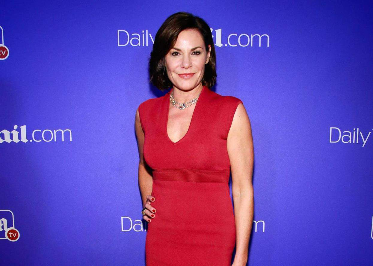REPORT: LuAnn de Lesseps Facing Firing From RHONY, Find Out Why Producers Think She's a 'Liability'