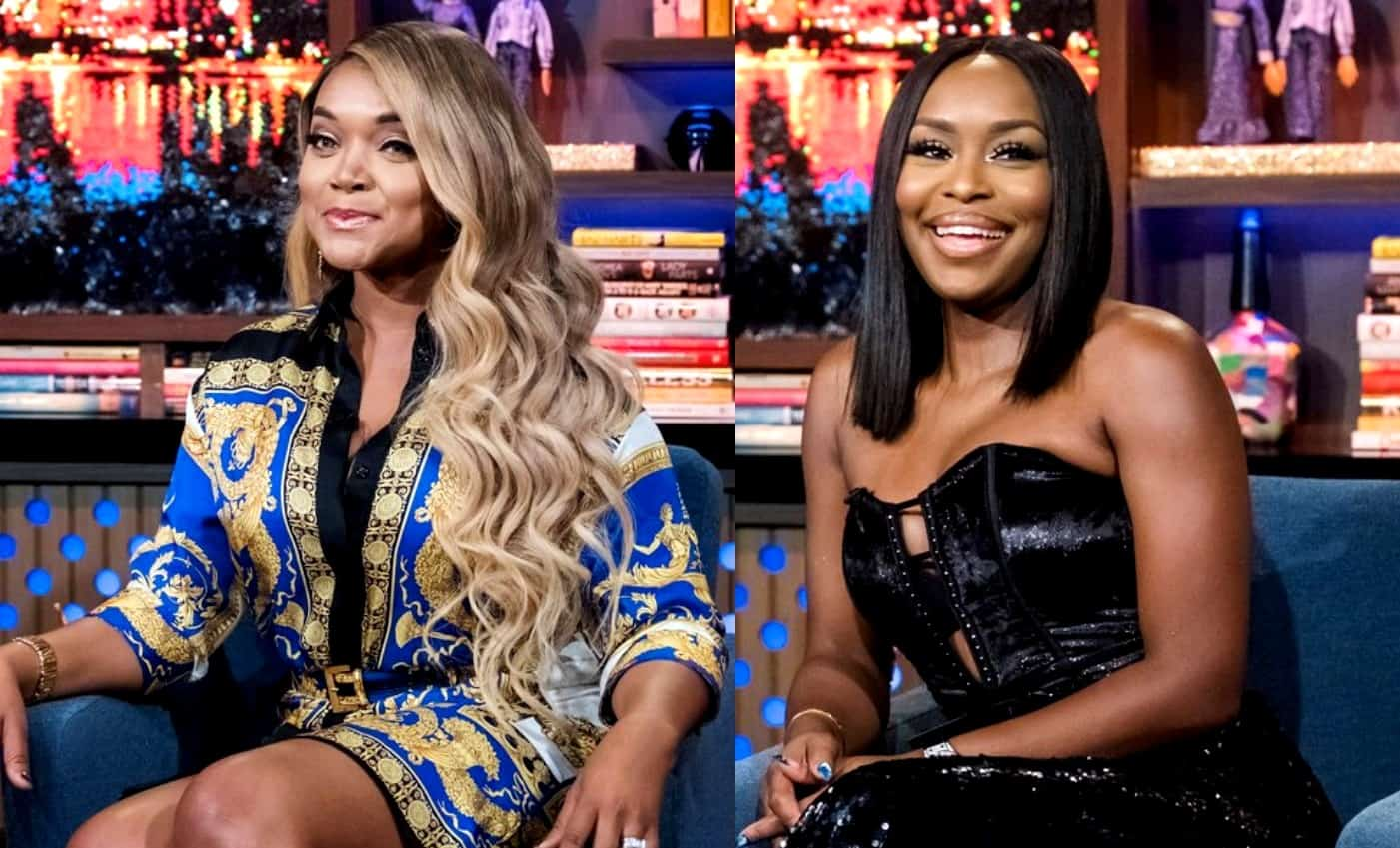Married to Medicine's Mariah denies Quad's drug claims and provides proof