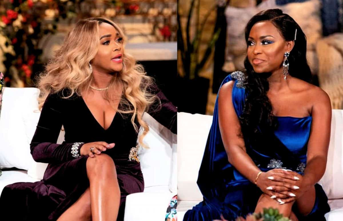 Married to Medicine's Quad Alleges Mariah Is Still Using Drugs