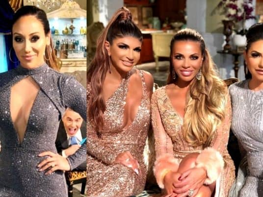 Did Melissa Gorga Complain About Seating Chart at RHONJ Reunion? Plus Reunion Spoilers On Teresa's Fights, Margaret Vs Danielle, and Marty Caffrey's Thoughts