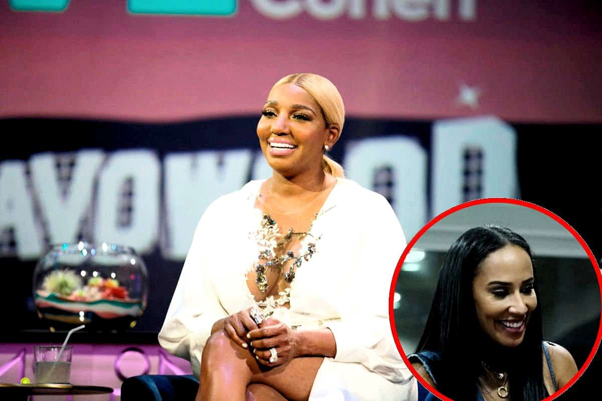 RHOA's Nene Leakes Reveals Why She Called Tanya Sam Ignorant
