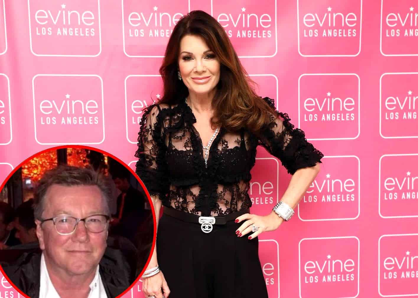 RHOBH Lisa Vanderpump Opens Up About What Caused Brother Mark Vanderpump's Suicide
