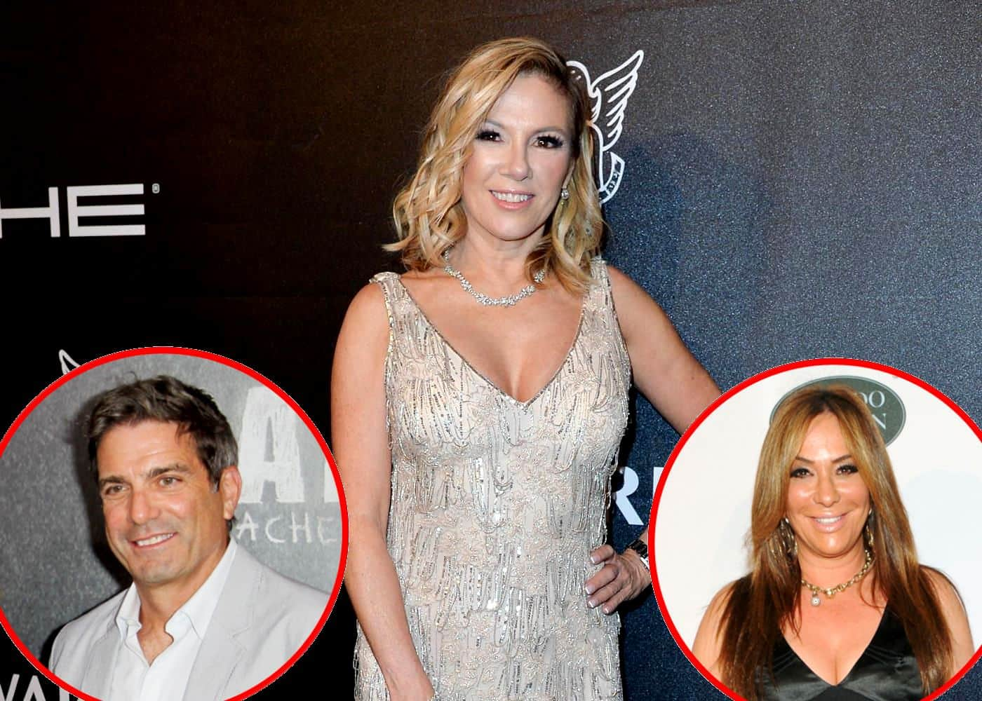 Ramona Singer Reveals Relationship Status With Mario After RHONY Kiss, disses Barbara