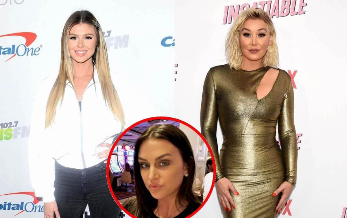 Vanderpump Rules' Raquel Leviss slams 'Mean' Lala Kent, Billie talks Katie feud