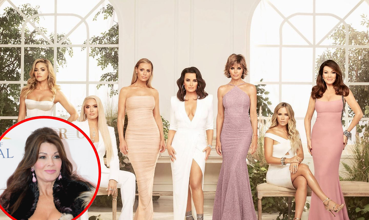 REPORT: The RHOBH Cast Is Willing To Make Amends With Lisa Vanderpump Under This One Condition