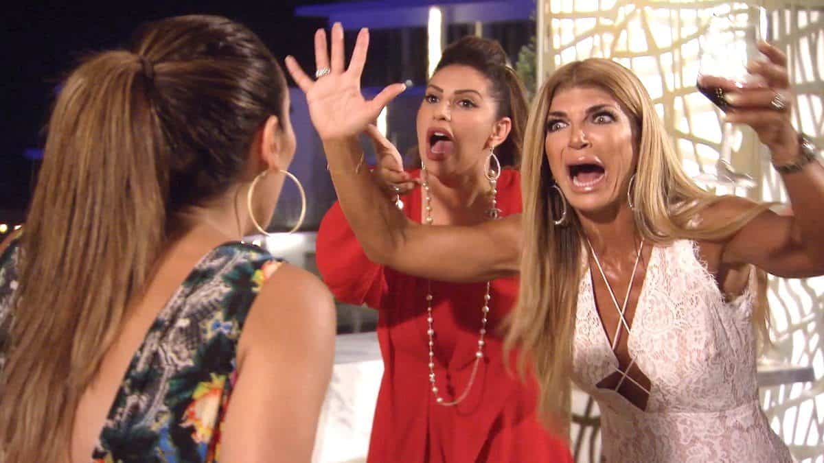 RHONJ Real Housewives of New Jersey Recap: Mexican Meltdown
