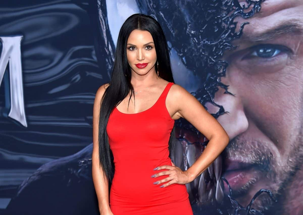 PHOTO: Vanderpump Rules' Scheana Shay Gets a New Tattoo to Honor Her Late First Child After Suffering a Miscarriage