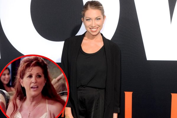 Stassi Schroeder's Mom Dayna Reveals Reason for Dramatic Meltdown on Vanderpump Rules