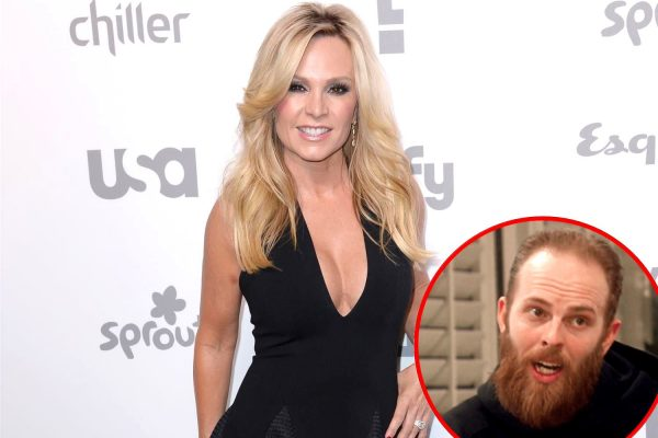 RHOC's Tamra Judge Breaks Silence On Son Ryan's Transphobic Rant