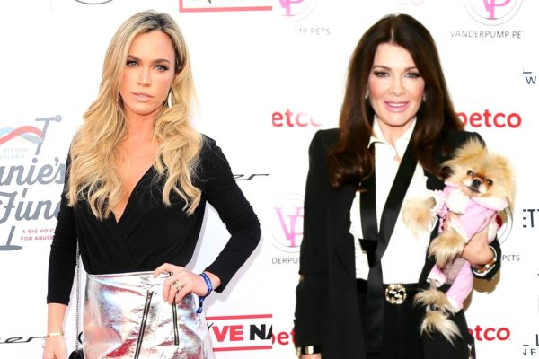 RHOBH's Teddi Mellencamp Throws Shade at Lisa Vanderpump