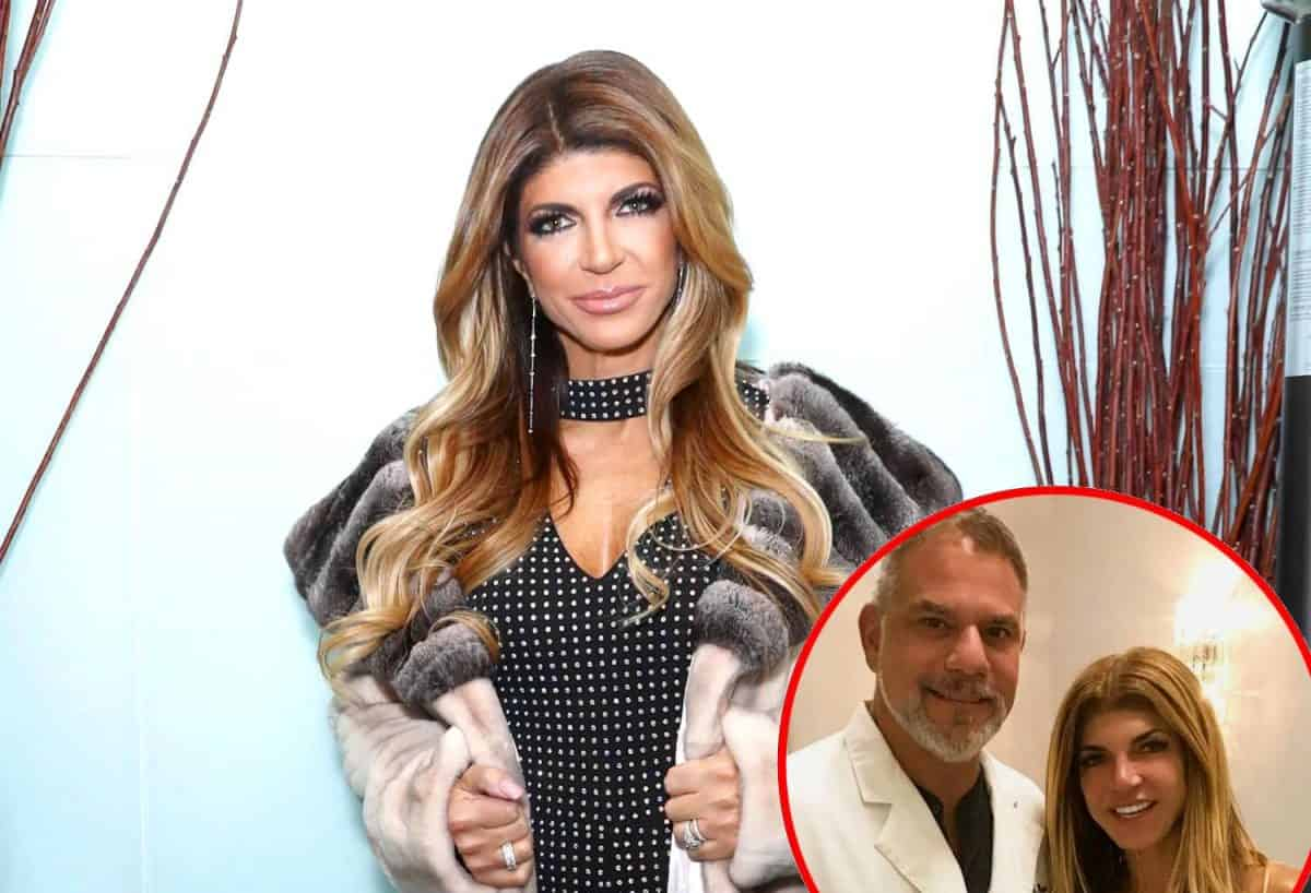 RHONJ Teresa Giudice's Boyfriend Dr. Richard Maggio Denies Rumors as Divorce Reports Swirl