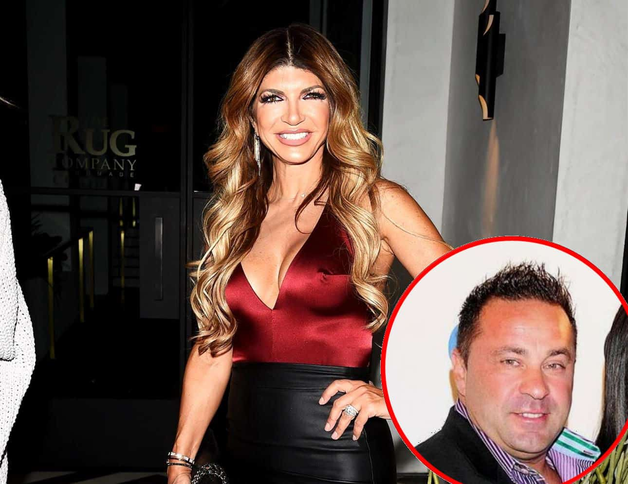 RHONJ's Teresa Giudice Was Spotted Flirting With Mystery Man