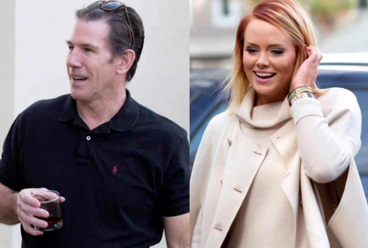 Southern Charm's Thomas Ravenel Accuses Kathryn Dennis of Letting New Boyfriend Care For His Kids