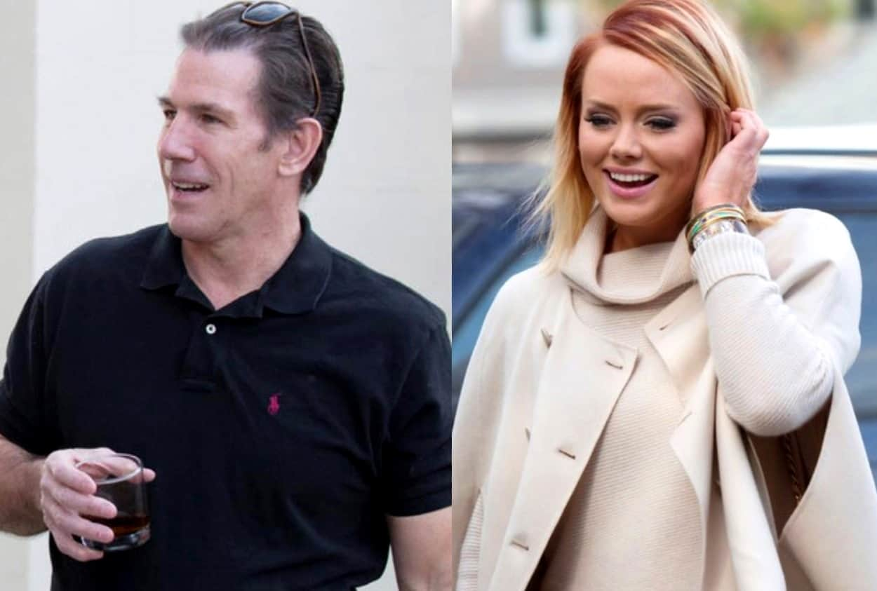 "Southern Charm: Thomas Ravenel's Salary is Revealed as He Claims Kathryn Dennis is ""Broke"" and Only Had $11 In Her Account, Accuses Her of Drug Use Again"