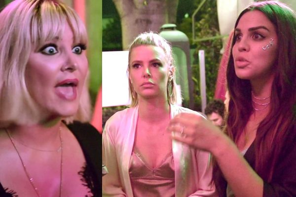 Vanderpump Rules Recap Girls Night In - Billie Slams Katie