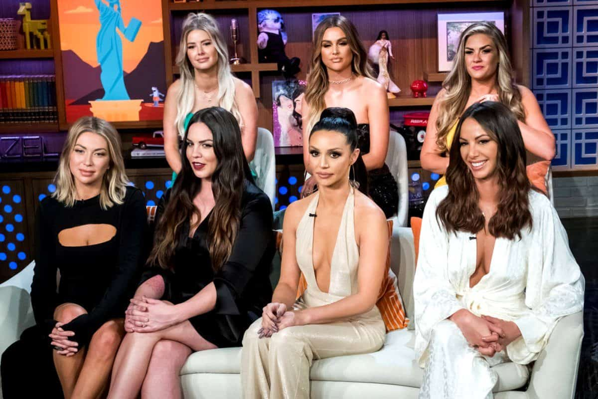Vanderpump Rules Cast talk Jax and Lindsay Lohan Feud. Stassi talks Mom and Lala addresses Hypocrisy Backlash