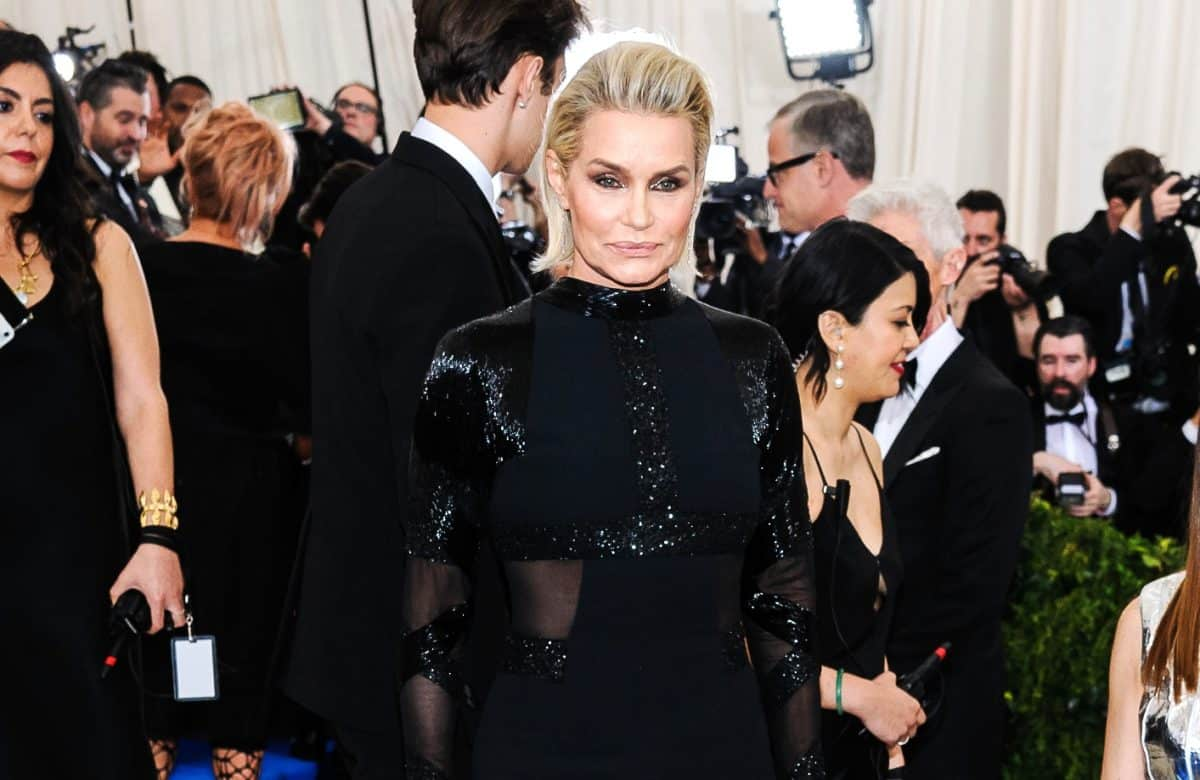 PHOTO: RHOBH's Yolanda Hadid Shares Swimsuit Pic After Removing Botox, Fillers, and Breast Implants Amid Lyme Disease Battle